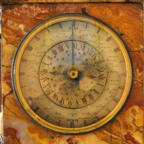 Cornu Clock: Months