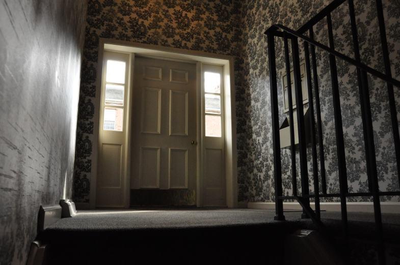A doorway.