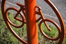 bicycle_post