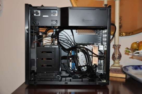 inside of case assembled
