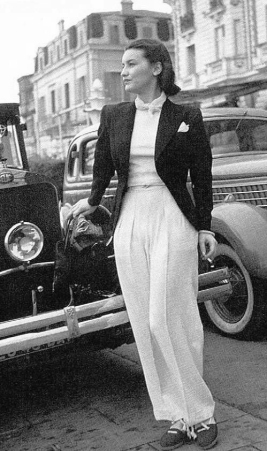 Coco Chanel Cannes 1939
