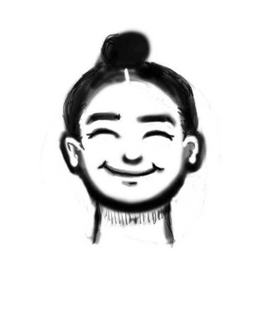 me-smiling